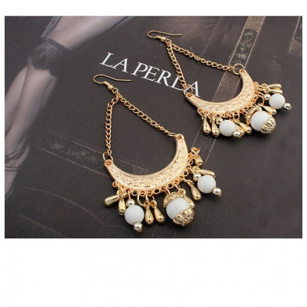 Aristocratic Bohemian earrings. Артикул: IXI40024