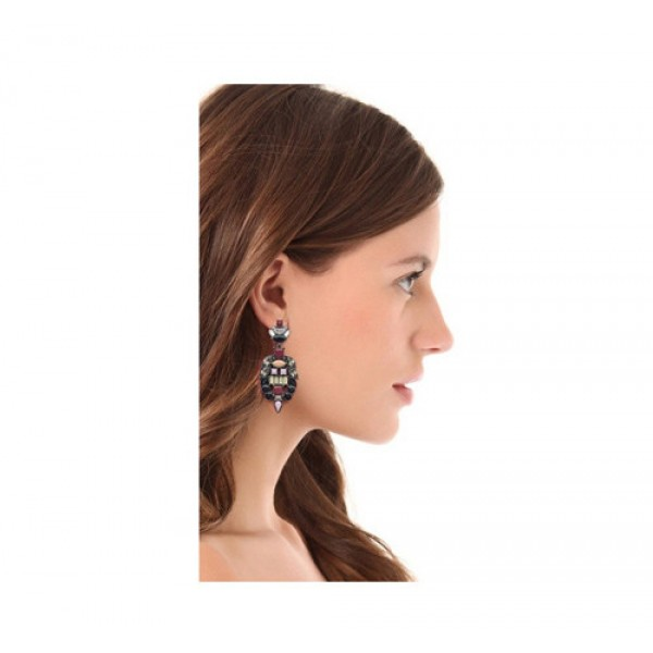 Earrings - European style. Артикул: IXI40026