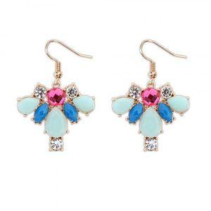 Earrings European style. Артикул: IXI40027