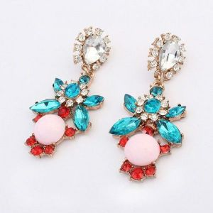 Earrings - Crystals