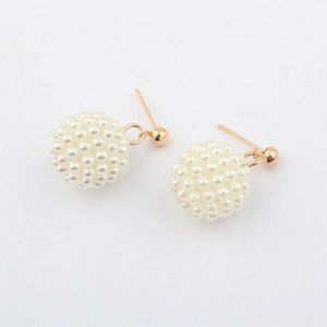 Elegant earrings - Beads