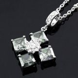 РАСПРОДАЖА! Ожерелье с цирконием по оптовой цене