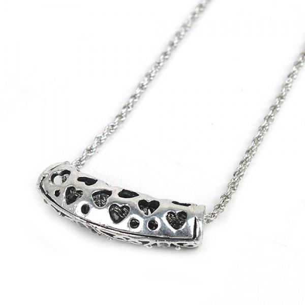 Silver retro necklace. Артикул: IXI40078