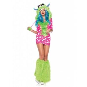 Melody Monster Halloween Costume