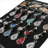 Jewelry piercing - 12 pieces