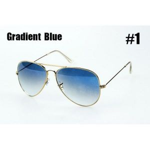 SALE! Sunglasses Aviator with blue tint
