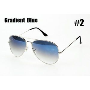 SALE! Sunglasses Ray-Ben Aviator blue