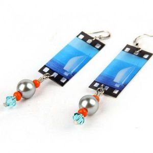 Fashion earring - Film