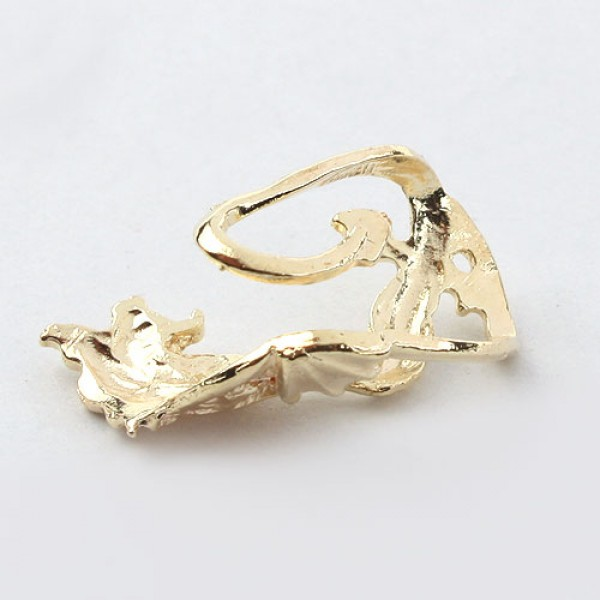 Earring-clip - Dragon. Артикул: IXI40153