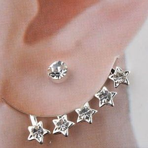 Earrings - Constellation
