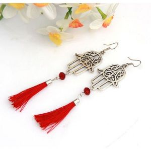 Earrings - Oriental tale