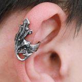 Mens earring clip