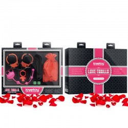 LOVE THRILLS LUXURY GIFT SET по оптовой цене