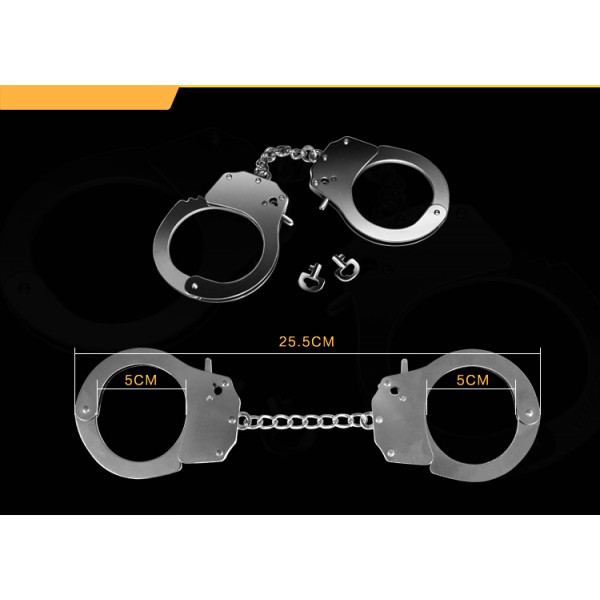 BDSM (БДСМ) - <? print Металлические наручники - Фетиш; ?>
