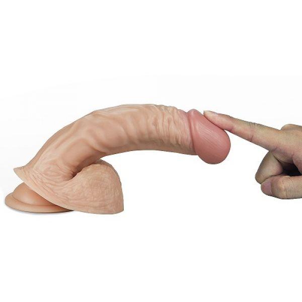 Dildo Real Extreme Curved. Артикул: IXI40300