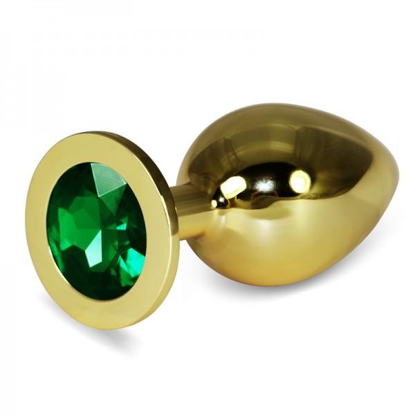 butt plug classic gold L. Артикул: IXI40353