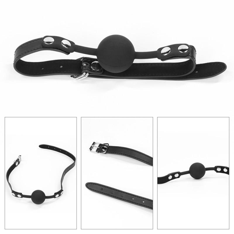 BDSM (БДСМ) - <? print Набор девайсов для БДСМ-игр: маска, кляп, наручники; ?>