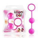 Мячики кегли розовые Kegel Ball -