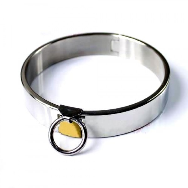 Universal stainless steel collar. Артикул: IXI40508