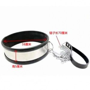 Collar stainless steel. Артикул: IXI40510