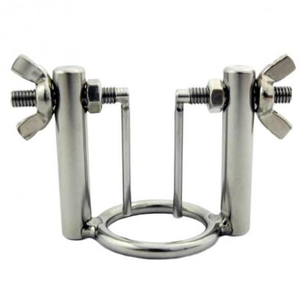 Steel catheter for men. Артикул: IXI40633