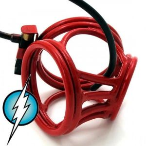 Electric Shock E-Stim Electrosex Red Crown Circus Made From Expensive Brass