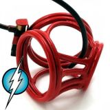 BDSM (БДСМ) - Electric Shock E-Stim Electrosex Red Crown Circus Made From Expensive Brass