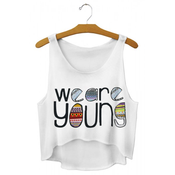 РўРѕРї We Are Young. Артикул: IXI41344