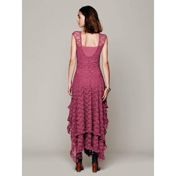 Dress Maxi pink. Артикул: IXI41395