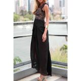 Glamorous Maxi Dress in Black