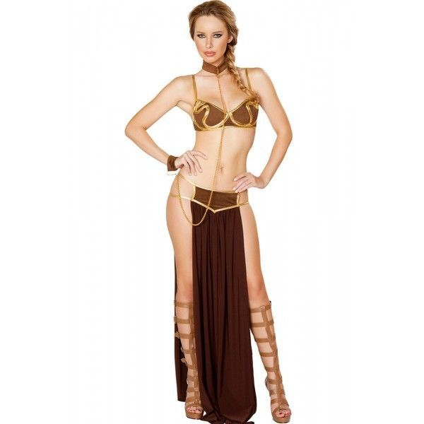 Эротические игровой костюм Римская рабыня