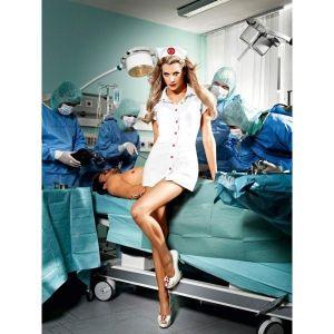 Erotic nurse costume. Артикул: IXI42040