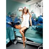 Erotic nurse costume