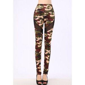 Leggings camouflage. Артикул: IXI42374
