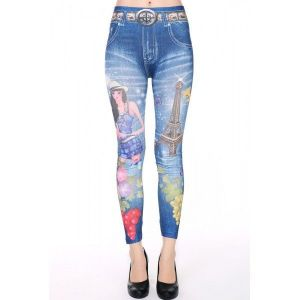 Fashionable womens leggings. Артикул: IXI42385