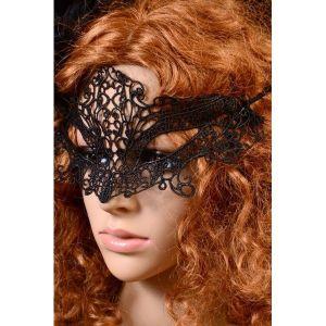 Элегантная маска на лицо - Карнавал аксессуар