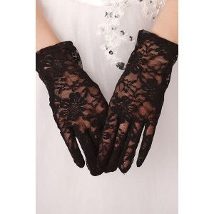 Роскошные женственные перчатки - Перчатки