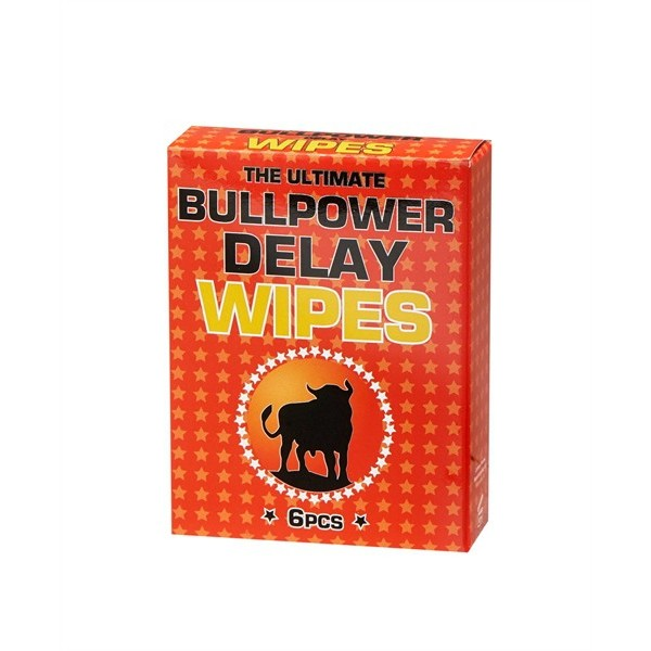 Wipes sachet Bull Power Wipes 6 PCs of 2 ml.. Артикул: IXI42727