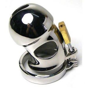 Male Chastity Device steel