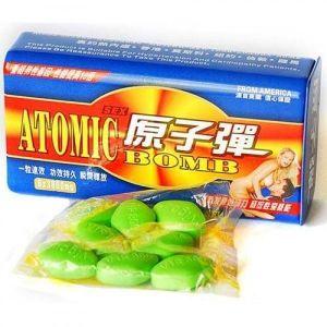 Pills for potency Atomic bomb, Atomic Bomb. Артикул: IXI42813