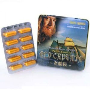 Capsules to increase potency OLD CAPTAIN (OLD CAPTAIN). Артикул: IXI42814