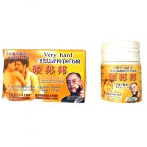 Drug for potency Very hard Solid and sturdy. Артикул: IXI42815