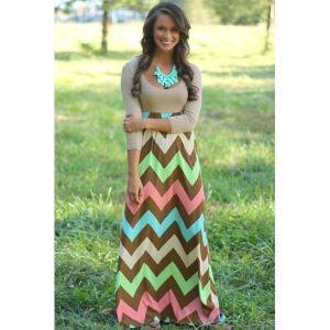 Best Day Ever Long Sleeve Maxi Dress. Артикул: IXI42905