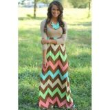 Best Day Ever Long Sleeve Maxi Dress