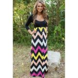Best Day Ever Boheamin Maxi Dress