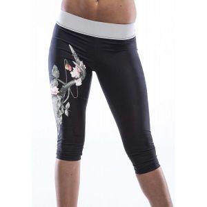Короткие эластичные леггинсы - Спортивная одежда