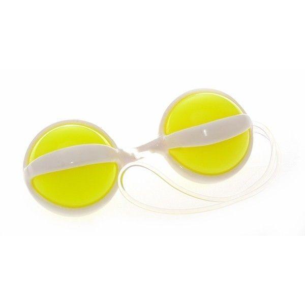 Вагинальные шарики - Сладкий лимон