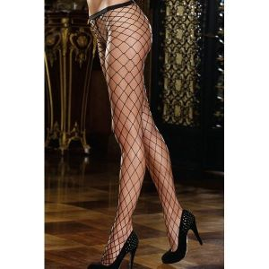 Womens Sexy Diamond pantyhose