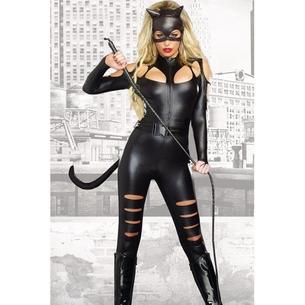 Эротический костюм Кошка