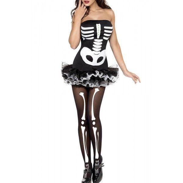 Костюм  Skeleton